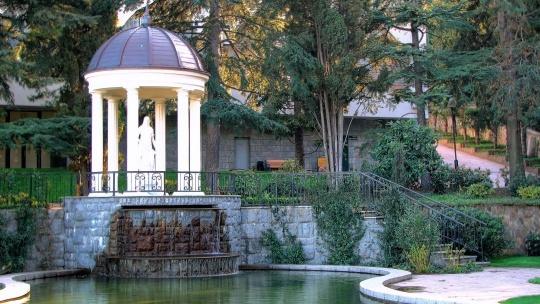 Экскурсия Парк «Парадиз» в Симеизе