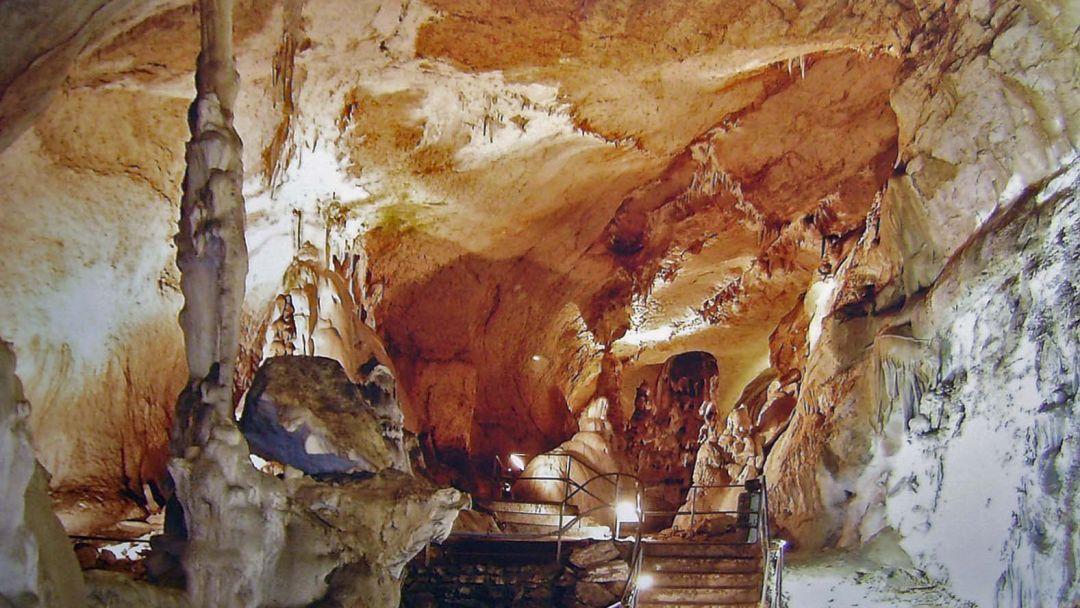 Экскурсия Пещеры Чатыр-Дага