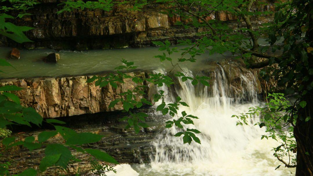 Экскурсия Змейковские водопады
