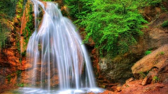 Экскурсия Водопад Джур-Джур и Крепость Фуна по Саки