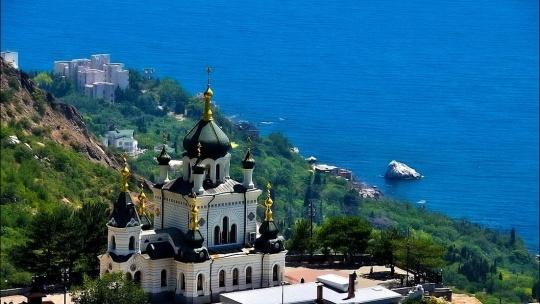 Экскурсия Крымская Швейцария в Учкуевке