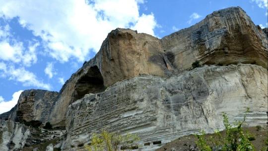 Пещерный город Эски-Кермен - фото 4