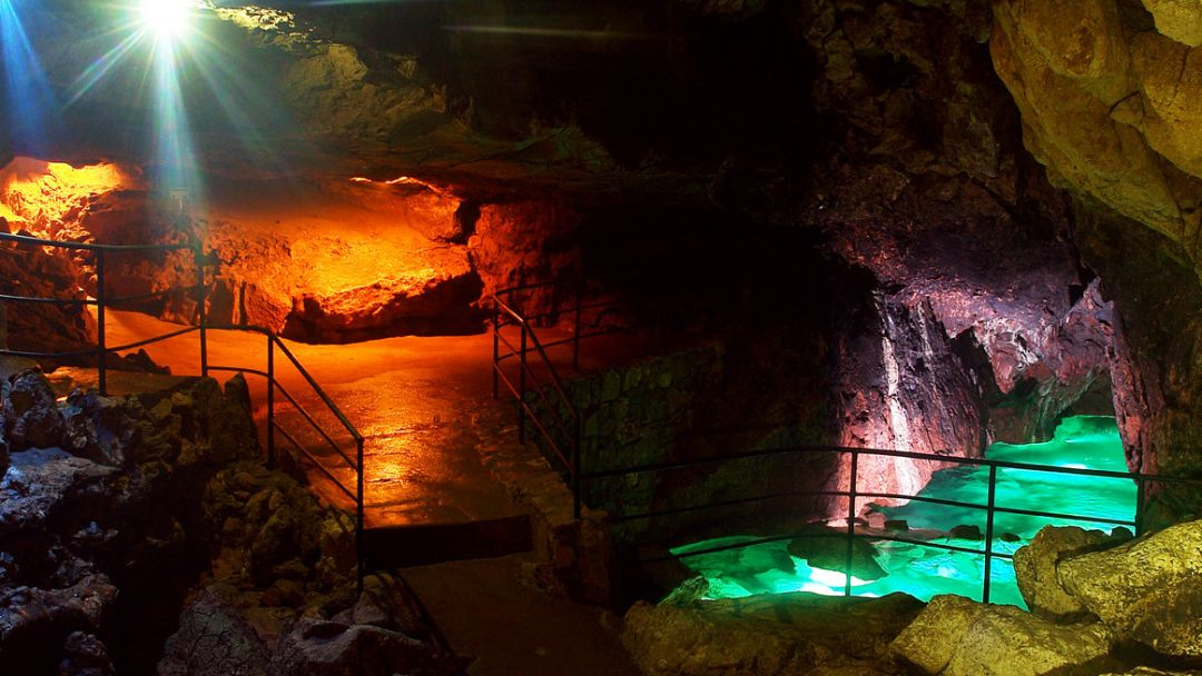 Экскурсия в Крымские Пещеры - фото 1