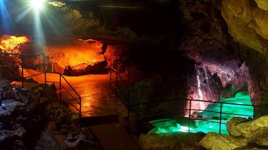 Экскурсия Экскурсия в Крымские Пещеры по Севастополю