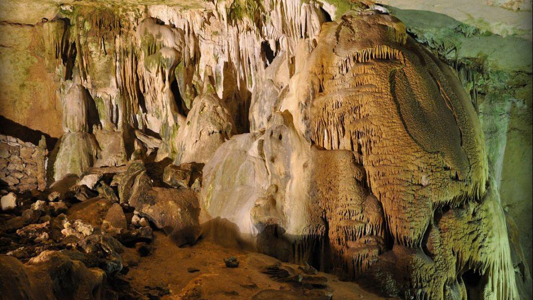 Экскурсия в Крымские Пещеры - фото 2