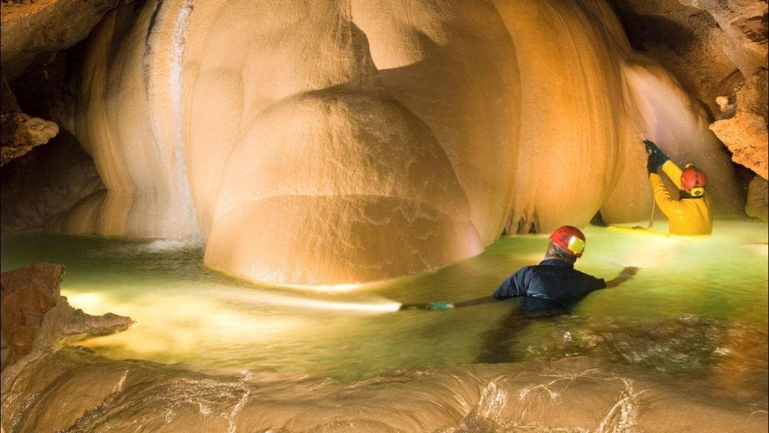 Экскурсия в Крымские Пещеры - фото 4