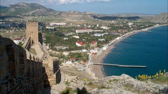 Экскурсия Жемчужины восточного Крыма