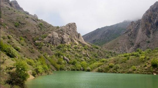 Водопад Джур-Джур и каньон реки Арпат - фото 8