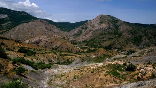 Водопад Джур-Джур и каньон реки Арпат - фото 10
