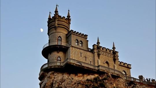 Экскурсия Юсуповский Дворец в Алуште