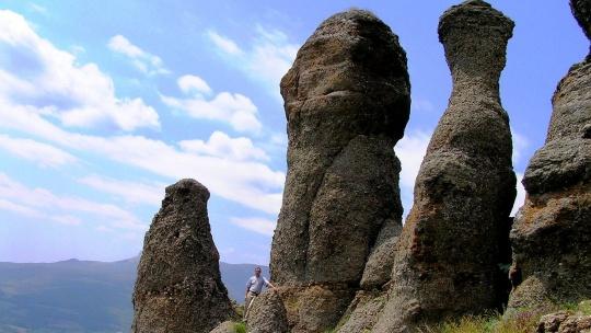 Водопад Джур-Джур и долина привидений - фото 2