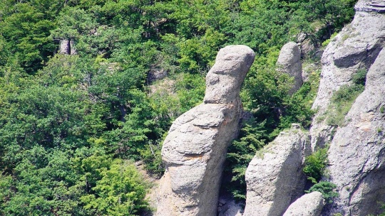 Водопад Джур-Джур и долина привидений - фото 7