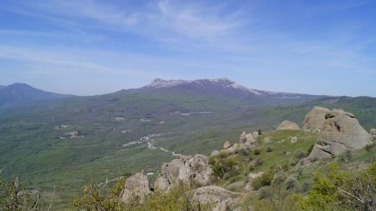 Экскурсия Долина Привидений в Алуште