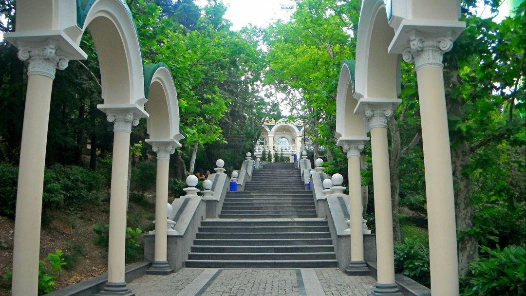 Никитский ботанический сад и Ялтинские красоты - фото 11