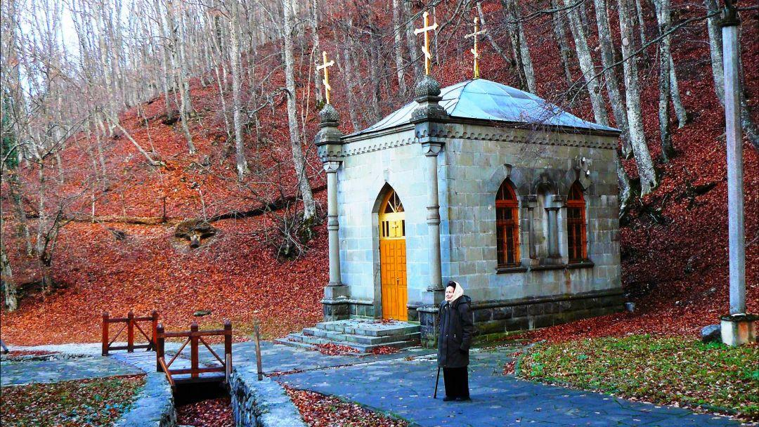 Романовская дорога. Крымский природный заповедник - фото 3