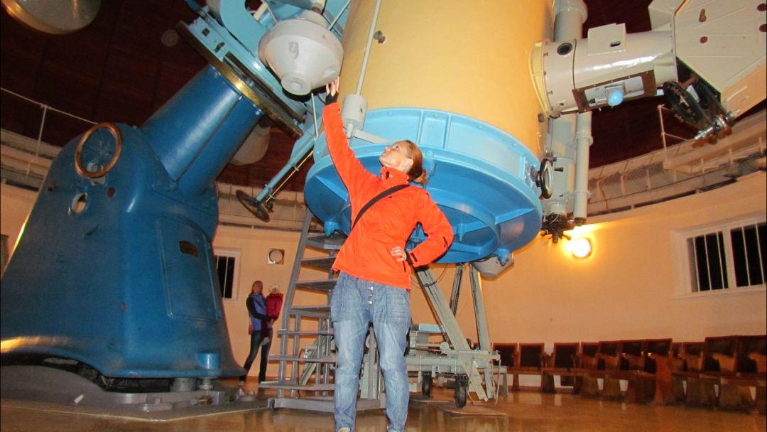 Крымская обсерватория  - фото 2
