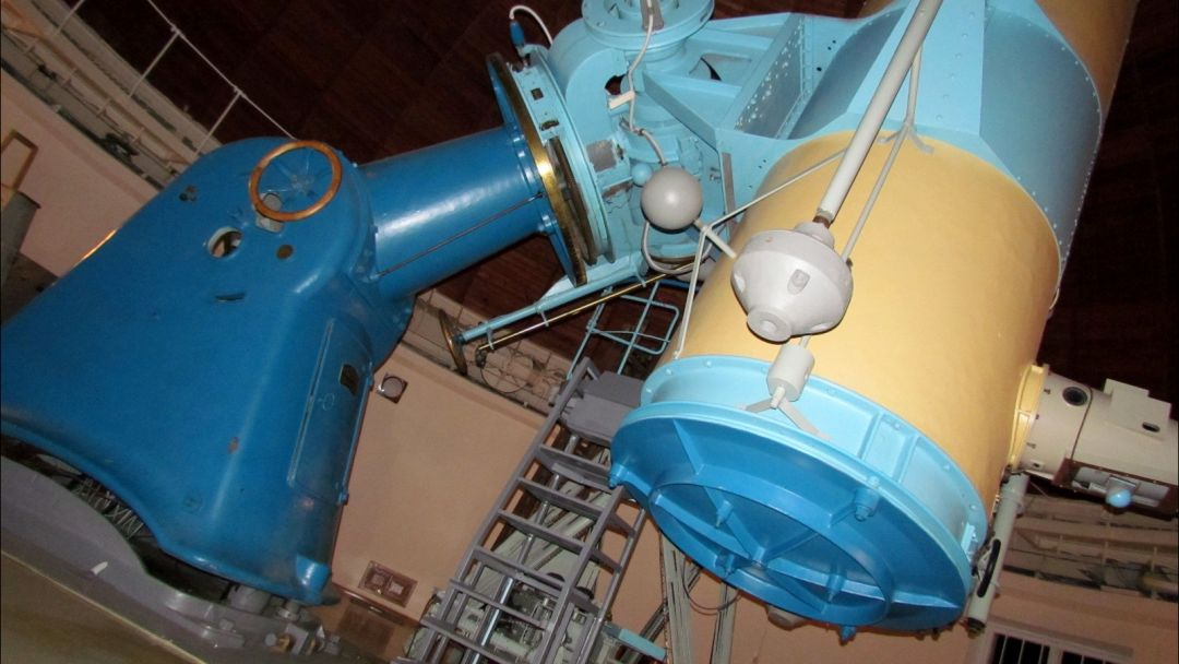 Крымская обсерватория  - фото 3