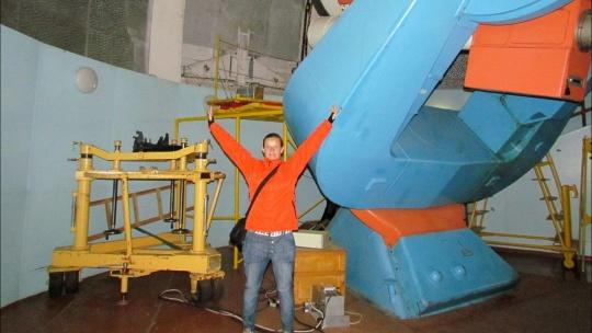 Крымская обсерватория  - фото 4