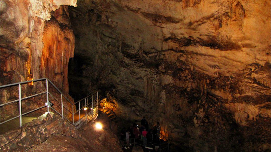 Экскурсия Пещеры Чатыр-Дага (Баир, Мраморная)