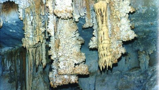 Пещеры Чатыр-Дага (Баир, Мраморная) - фото 7