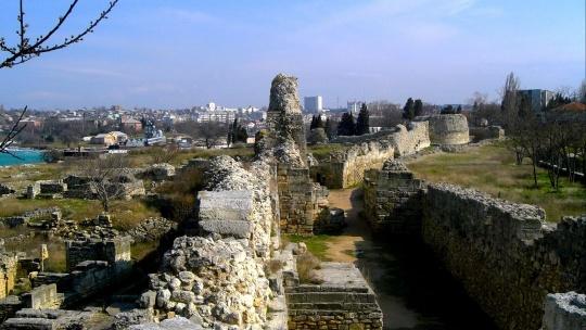 Экскурсия Севастополь, Херсонес, панорама