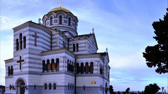 Севастополь, Херсонес, панорама  - фото 4