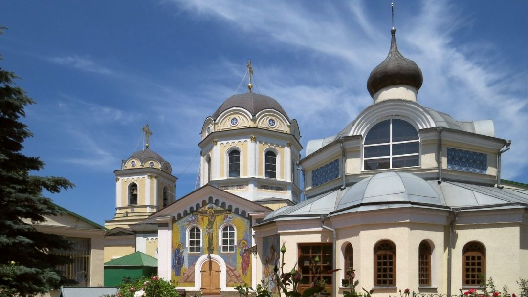 Храмы Симферополя и Топловский монастырь - фото 1