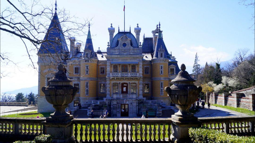 Экскурсия Три дворца Южнобережья