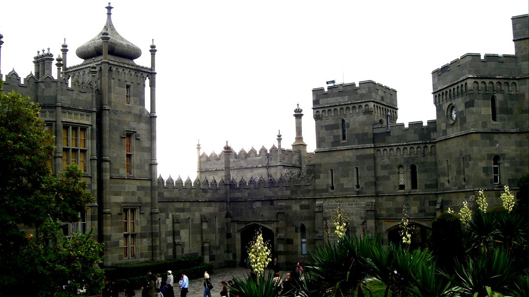 Три дворца Южнобережья - фото 14