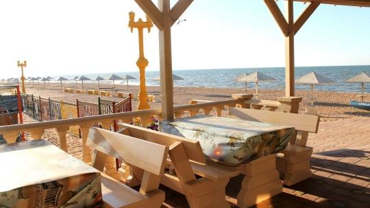Экскурсия Пляжный комплекс Посейдон в Анапе
