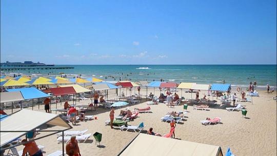 Пляжный комплекс Посейдон - фото 3