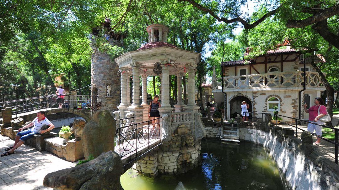 Геленджик и Сафари парк - фото 3
