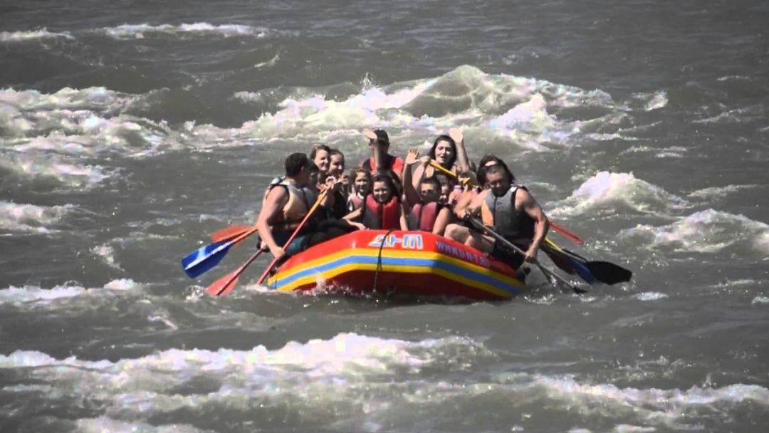Экскурсия Нагорье Лаго-Наки и рафтинг
