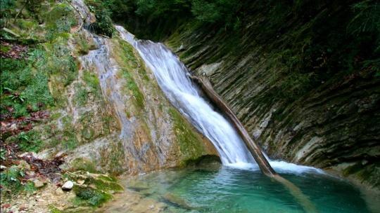 Пшадские водопады  - фото 2