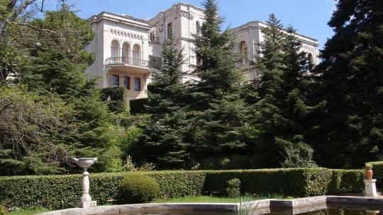 Экскурсия Дворец князя Юсупова по Кореизу