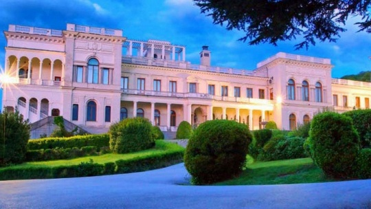 Экскурсия Дворцы Романовых по Кореизу