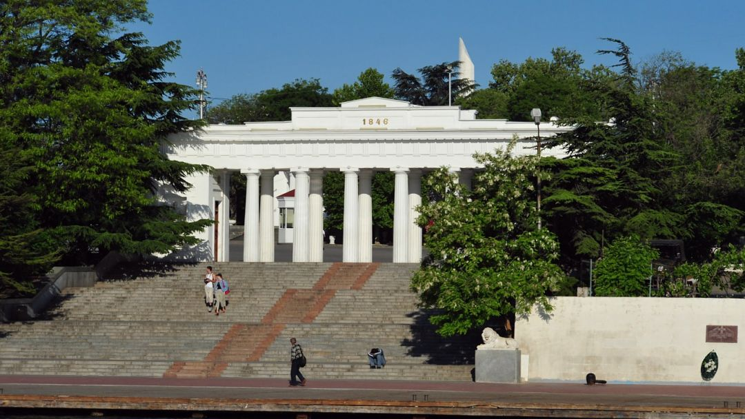 Экскурсия Севастополь героический снять