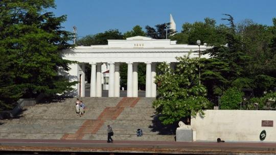 Экскурсия Севастополь героический в Симеизе
