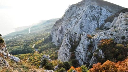 Экскурсия Стародавними тропами в Симеизе