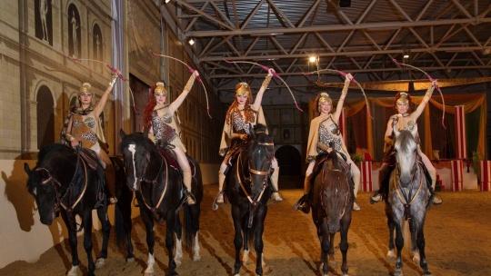 """Экскурсия Шоу """"Гладиаторы Рима"""" в Новороссийске"""