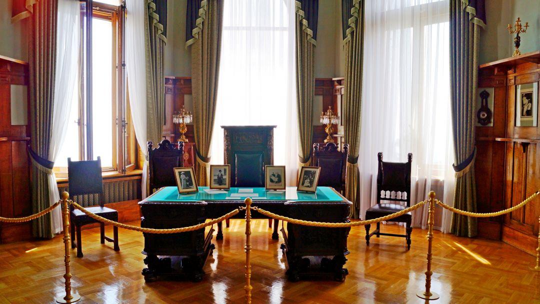 Дворцы Романовых (Ливадия, Массандра) - фото 3