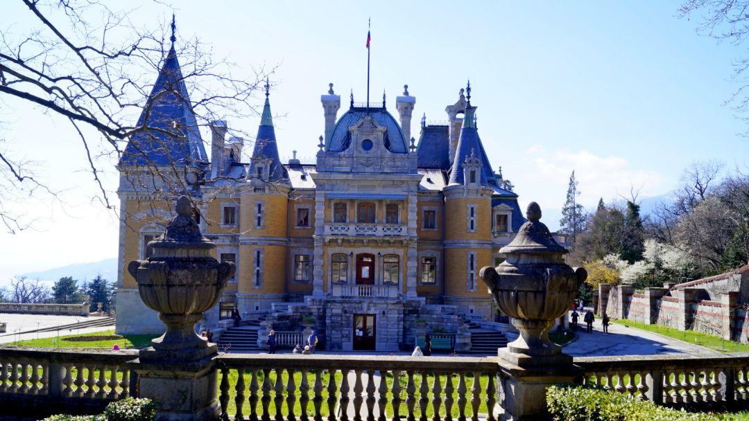Дворцы Романовых (Ливадия, Массандра) - фото 5