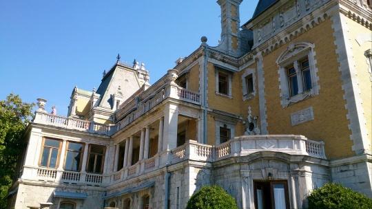 Дворцы Романовых (Ливадия, Массандра) - фото 8