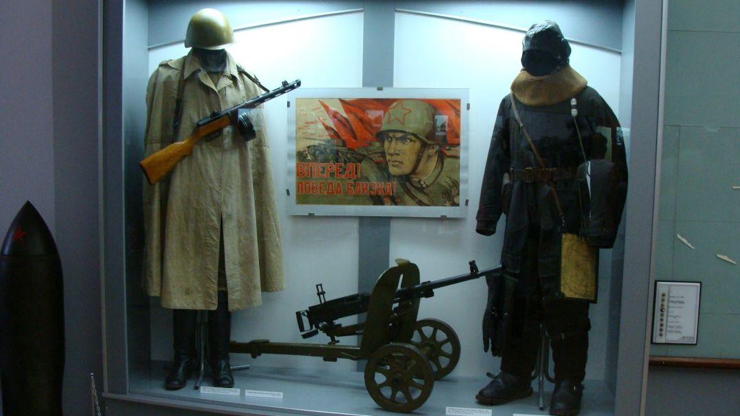 Северный Севастополь: Диорама и Малахов Курган - фото 3