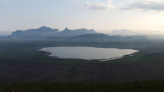 Полет на параплане на горе Клементьева   - фото 3
