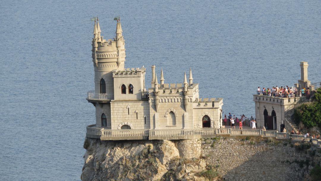 Экскурсия Воронцовский дворец и Ласточкино гнездо