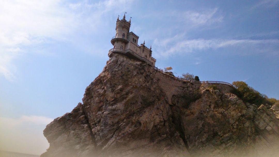Воронцовский дворец и Ласточкино гнездо - фото 2