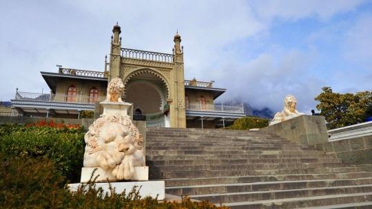 Воронцовский дворец и Ласточкино гнездо - фото 3