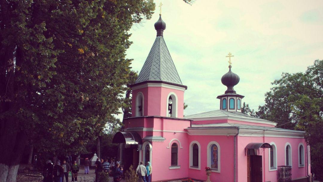 Топловский монастырь - фото 2