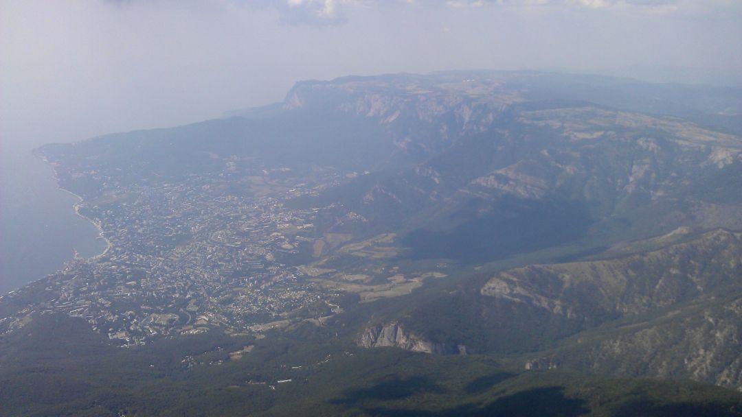 Полет на параплане на Ай-Петри - фото 4